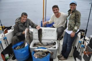 Аренда катера. Морская рыбалка, Владивосток. 4 человека, 60км/ч