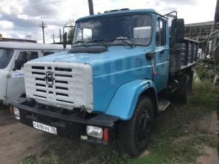 ЗИЛ 45065. ЗИЛ грузовой самосвал, 6 000куб. см., 6 000кг.