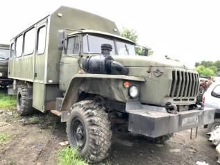 Урал 43206. Продам УРАЛ-43206 Вахта