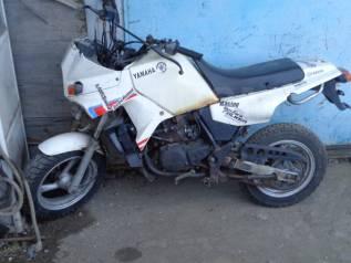 Yamaha TDR 50. 50куб. см., исправен, птс, без пробега
