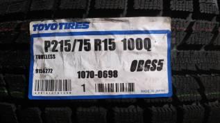 Toyo Observe GSi-5. Зимние, без шипов, 2015 год, без износа, 4 шт