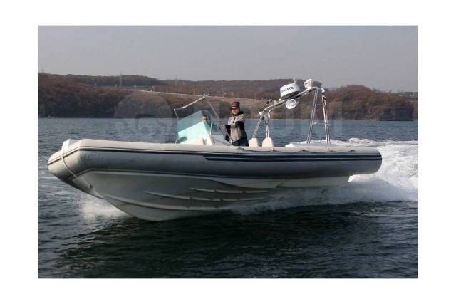 Dafman. длина 8,50м., двигатель подвесной, 250,00л.с., бензин