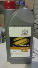Toyota. Вязкость 5W-30