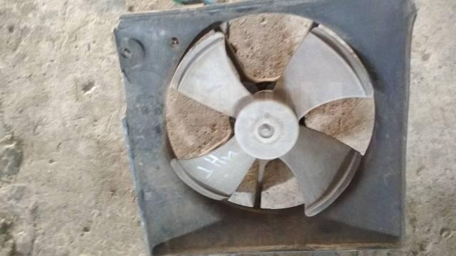 Вентилятор охлаждения радиатора. Honda Integra