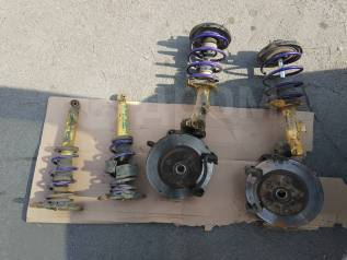 Амортизатор. Nissan Primera, WTP12, WTNP12, QP12, P12, TP12, WRP12, TNP12, RP12, HP12, WHP12 Двигатели: QR20DE, QG18DE, YD22DDTI, QC18DE, QR25DD, SR20...