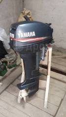 Yamaha. 15,00л.с., 2-тактный, бензиновый, нога S (381 мм), 2006 год год