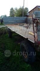 172 ЦАРЗ. Продам телегу тракторную, 5 000кг.