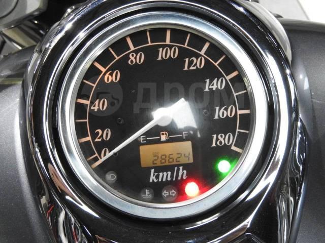 Suzuki VS 400 Intruder. 400куб. см., исправен, птс, без пробега