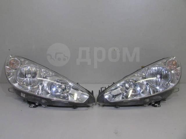 Фара. Peugeot 308, 4B, 4E Двигатели: 9HZ, DV6CTED4, DW10BTED4, DW10DTED4, EP3C, EP6, EP6C, EP6CDT, EP6DT