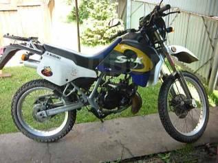 Suzuki. 50куб. см., исправен, без птс, с пробегом