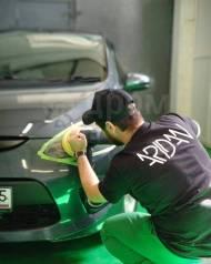 Автосигнализации. Полировка покрытие кузова и салона керамикой