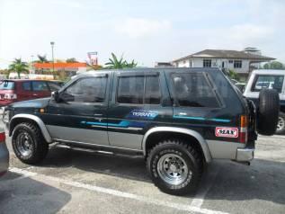 Дверь боковая. Nissan Terrano, LR50, LVR50, PR50, RR50, TR50 Двигатели: QD32ETI, TD27ETI, VG33E, ZD30DDTI
