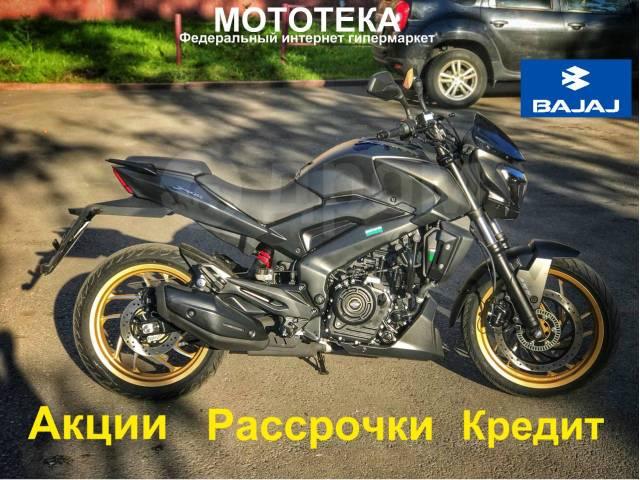 Мотоцикл Bajaj Dominar 400 2018, 2019. 373куб. см., птс, без пробега