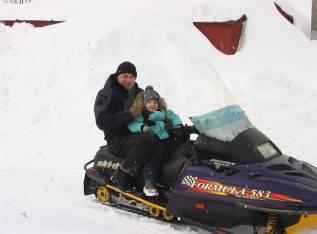 BRP Ski-Doo Formula 583. исправен, есть птс, с пробегом