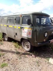 УАЗ. 390995 грузопассажирский фургон, 7 мест