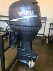 Yamaha. 50,00л.с., 4-тактный, бензиновый, нога L (508 мм), 2000 год год