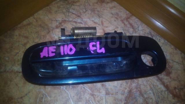 Ручка двери внешняя. Toyota Corolla, AE110, ZZE110, EE111, CDE110, EE110, ZE111, CE110, AE114, CE114, WZE110, ZZE111, AE111 Двигатели: 1ZZFE, 4EFE, 1C...
