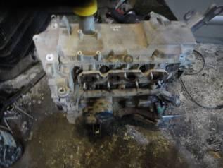 Двигатель в сборе. Renault Symbol