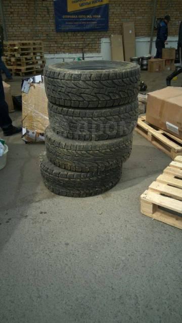 Bridgestone Dueler A/T 694. Летние, 2005 год, 20%, 4 шт