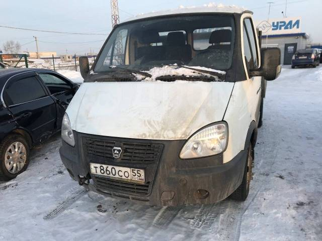 ГАЗ 3302. ГАЗ-3302, 4x2