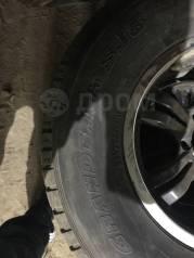 "Продам комплект колёс с крузака. 8.0x16"" 6x139.70 ET15"