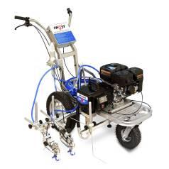 HYVST, 2018. Аппарат для нанесения дорожной разметки Hyvst SPLM 2000