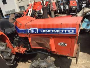 Hinomoto E18. Трактор Hinomoto 18,5 л. с.,4 W/D. Япония., 18,5 л.с., В рассрочку. Под заказ