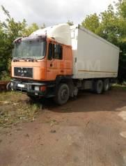 MAN. Продается грузовик ман, 12 000куб. см., 15 000кг., 6x4