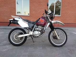 Honda XR 250. 250куб. см., исправен, птс, без пробега