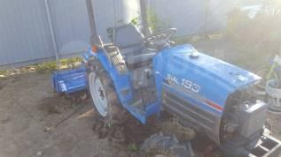 Iseki. Трактор iseki tf 193, 19 л.с.