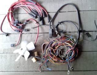 Высоковольтные провода. Лада 2106, 2106 Лада 2101, 2101