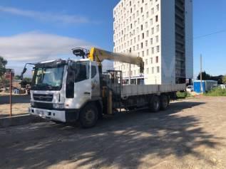 Услуги грузоперевозок 12 тонн, манипулятор 7т, кузов 9 метров.