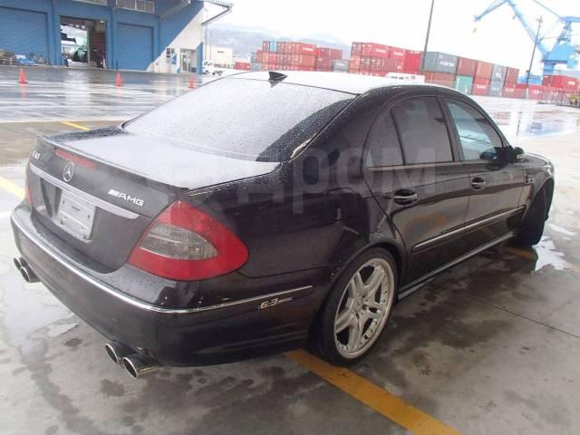 Молдинг стекла. Mercedes-Benz E-Class, W211
