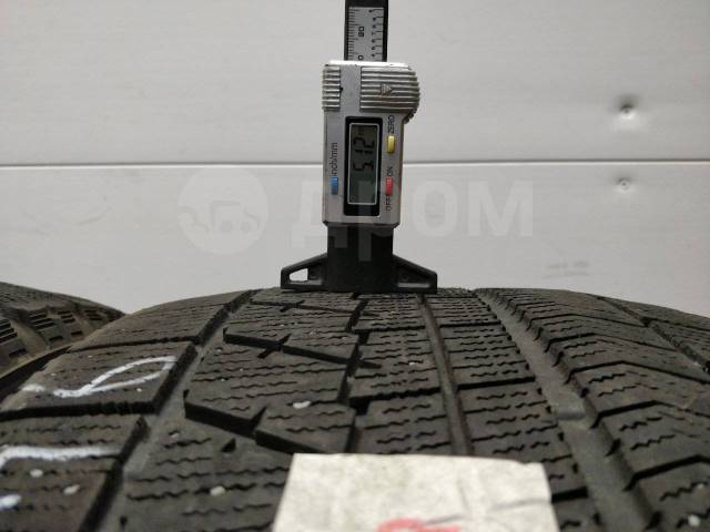 Bridgestone Blizzak VRX. Зимние, без шипов, 2015 год, 40%, 4 шт
