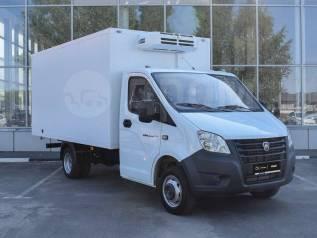 ГАЗ ГАЗель Next. Газель Некст Изотермический фургон, 2 690куб. см., 1 500кг., 4x2