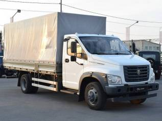 ГАЗ ГАЗон Next C41R33. Газон Next 5 тонн бортовой, с тентом., 4 433куб. см., 5 000кг.