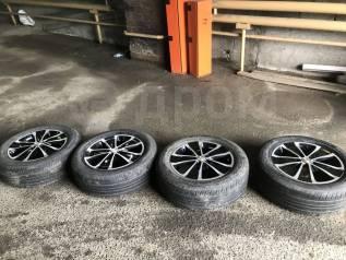 """Продам колёса 17"""" в сборе на новых литых дисках. 6.5x17"""" 5x114.30 ET50 ЦО 64,1мм."""