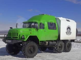ЗИЛ 131. Продается дизельный Двухкабинный ЗИЛ-131 Автодом, 6 500куб. см., 6 000кг.