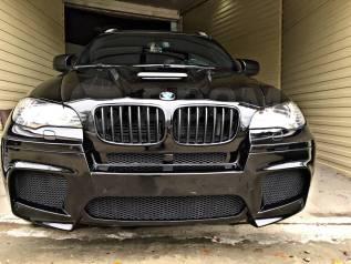 Бампер. BMW X6, E71 Двигатели: S63B44, N57S, N55B30, N57D30TOP, M57D30TU2, N63B44, N57D30OL