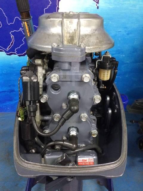 Yamaha. 20,00л.с., 2-тактный, бензиновый, нога L (508 мм), 2005 год год