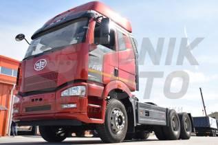 FAW J6. Продам седельный тягач CA4250 (6x4), 11 040куб. см., 60 000кг., 6x4
