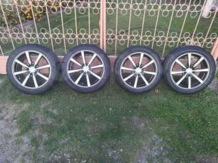 """Продам комплект зимних колес на Форд Фокус. 7.0x17"""" 5x108.00 ET50 ЦО 63,3мм."""