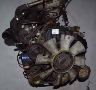 Двигатель в сборе. Mitsubishi Pajero, V24W, V24WG, V44W, V44WG Двигатель 4D56T