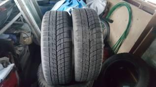 Bridgestone Blizzak WS-60. Зимние, без шипов, 2010 год, 20%, 2 шт