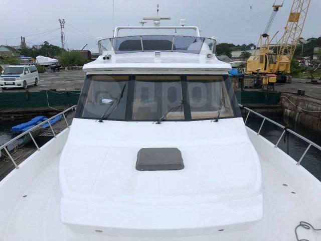 Продаётся моторная яхта!. 2007 год год, длина 19,00м., двигатель стационарный, дизель