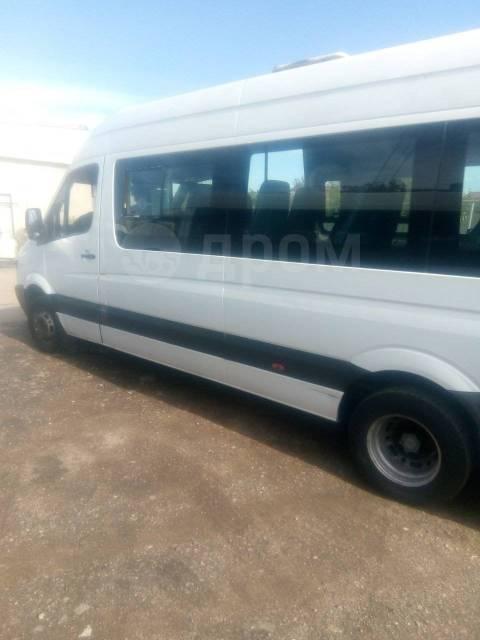 Mercedes-Benz Sprinter 515. Продается автобус , 19 мест, С маршрутом, работой