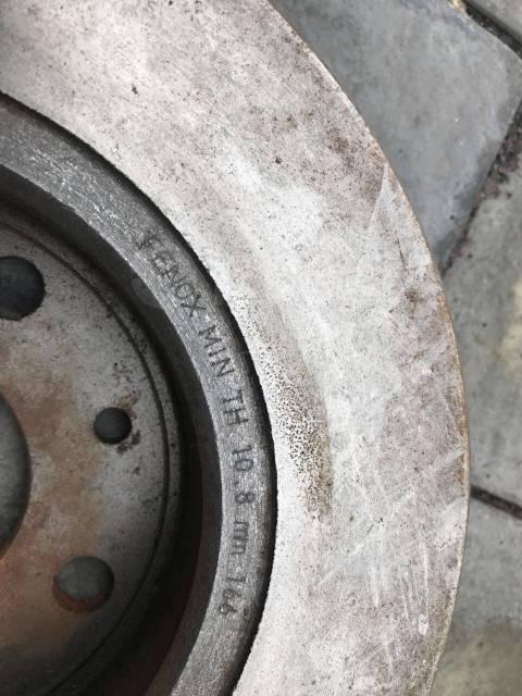 Диск тормозной. Лада 2109, 2109 Двигатели: BAZ211180, BAZ211175, BAZ21081, BAZ2108, BAZ21083