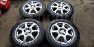 """Продам 15"""" зимние колёса 4х100. 6.0x15"""" 4x100.00 ET43 ЦО 71,0мм."""