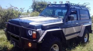 Шноркель. Nissan Patrol, Y60 Nissan Safari. Под заказ