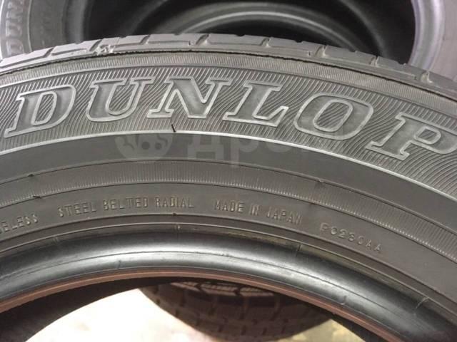 Dunlop. Летние, 5%, 4 шт